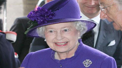 queen elizabeth 2nd coronation. queen elizabeth ii coronation