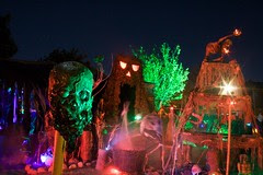 Haunted Tiki Island 2009