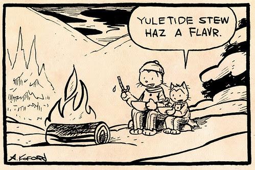 Laugh-Out-Loud Cats #1578 by Ape Lad