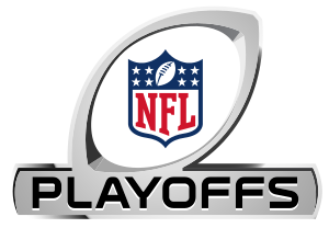 Logo of the National Football League Playoffs,...