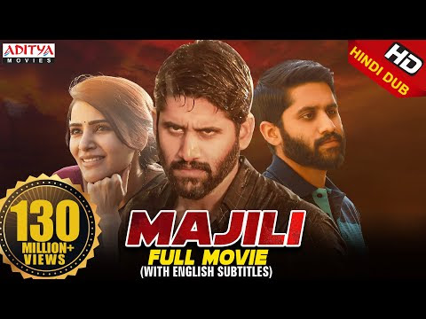Majili Hindi Dubbed Full Movie | Shiva Nirvana