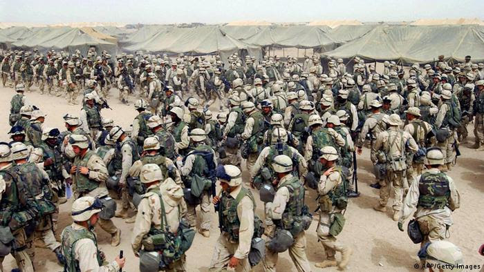 10 Jahre Irakkrieg (AFP/Getty Images)