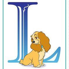 Disney alphabet, Alphabet and Disney on Pinterest