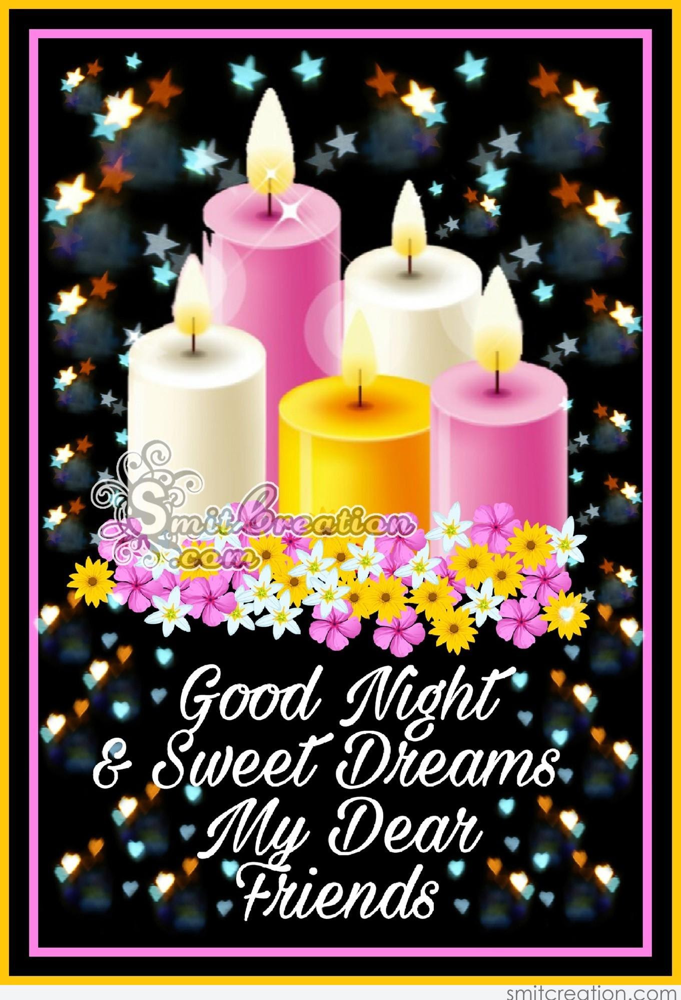 Top Good Night My Friends Have A Sweet Dreams Soaknowledge