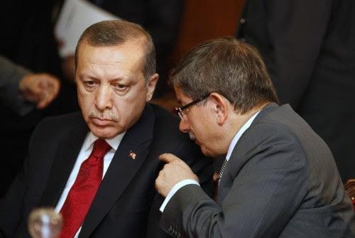 Erdogan-Davutoğlu