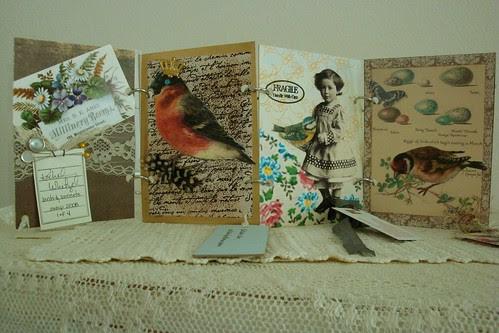 Birds n Bonnets front
