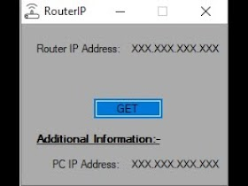 Find Router IP Address Get it and Use it