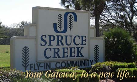 Visit The Spruce Creek Fly-in