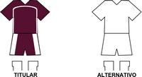 Uniforme Selección del Norte de Fútbol