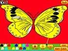 Yeni Kelebek Boyama Oyunu Yeni Kelebek Boyama Oyunu Oyna Boyama