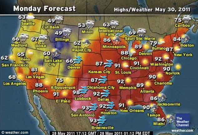 Us Radar Weather Map Online