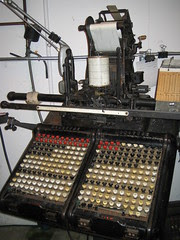 Monotype Keyboard
