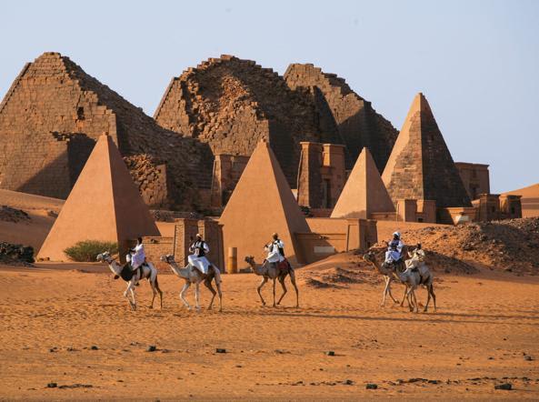 Piramidi sudanesi