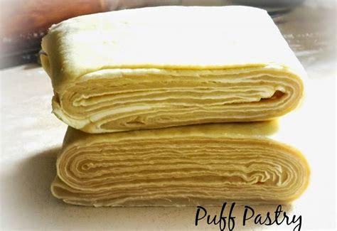 viral resepi cream horn pastry mudah sedia
