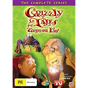 Grizzly Tales for Gruesome Kids - Entire Series - 6-DVD Box Set