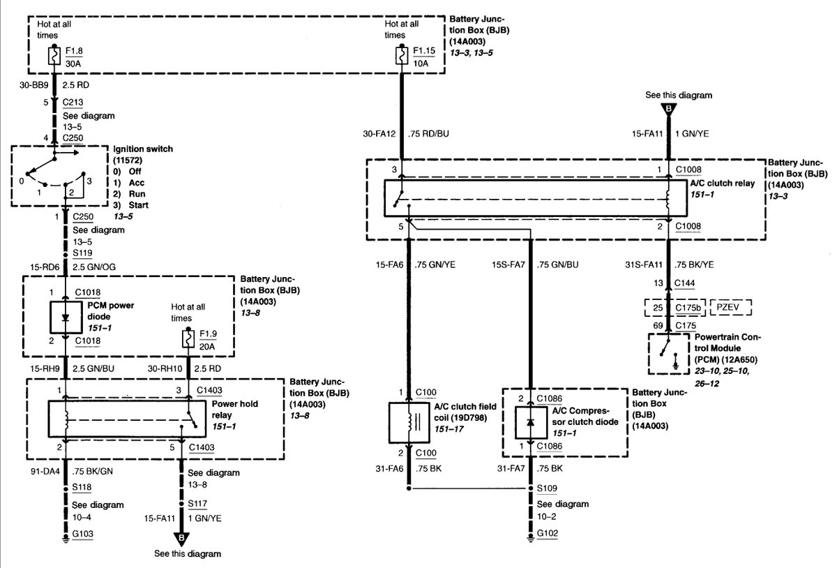 Wiring Diagram Ford Fiesta 2009 Aamidis Blogspot Com