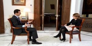 President al-Assad-Sunday Times-interview 2