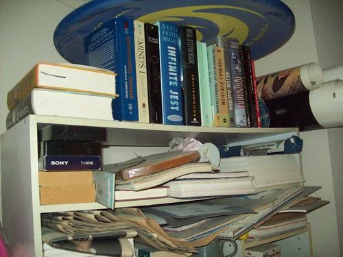 Bookshelves 5