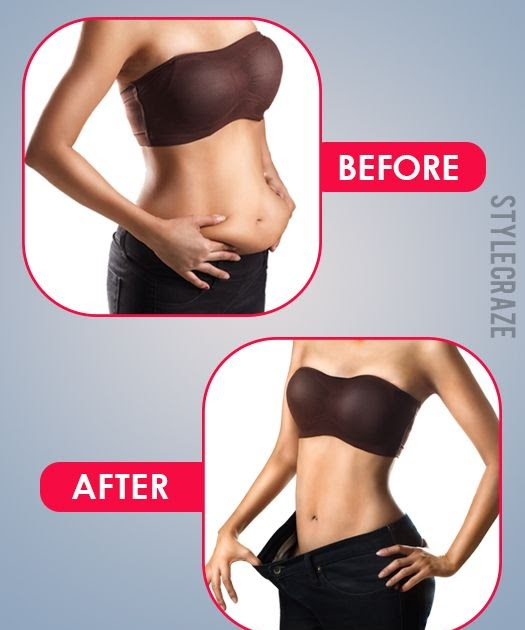 how to make waist smaller in a week