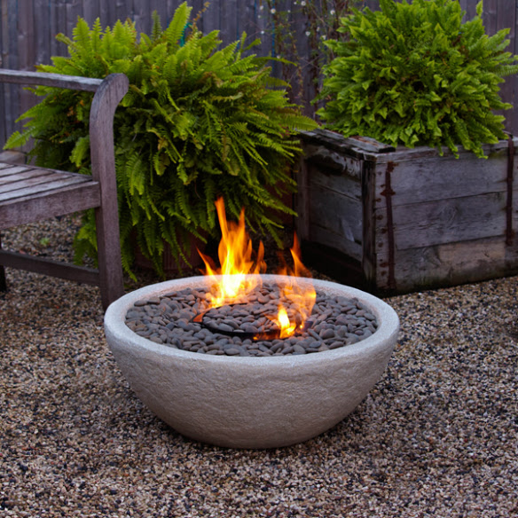 Outdoor Fire Pit Bowls