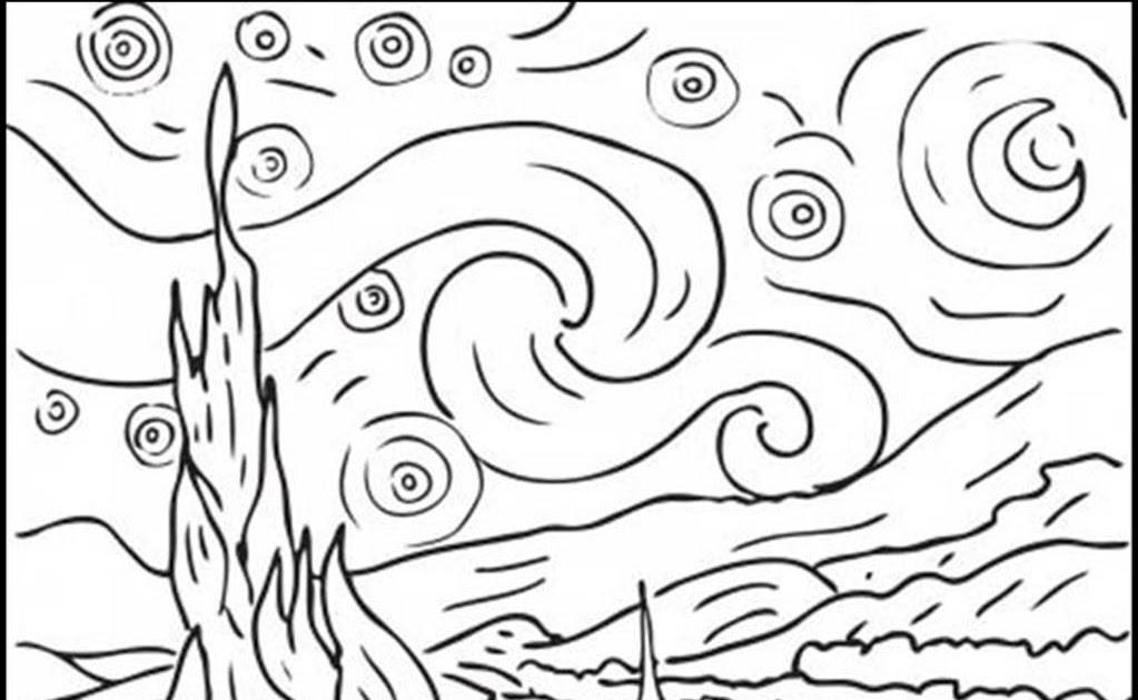 Disegni Da Colorare Dei Thunderman 14 I Girasoli Di Van Gogh