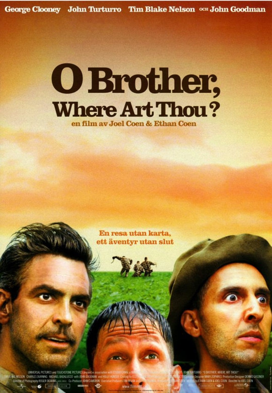 Picture of O Brother, Where Art Thou?
