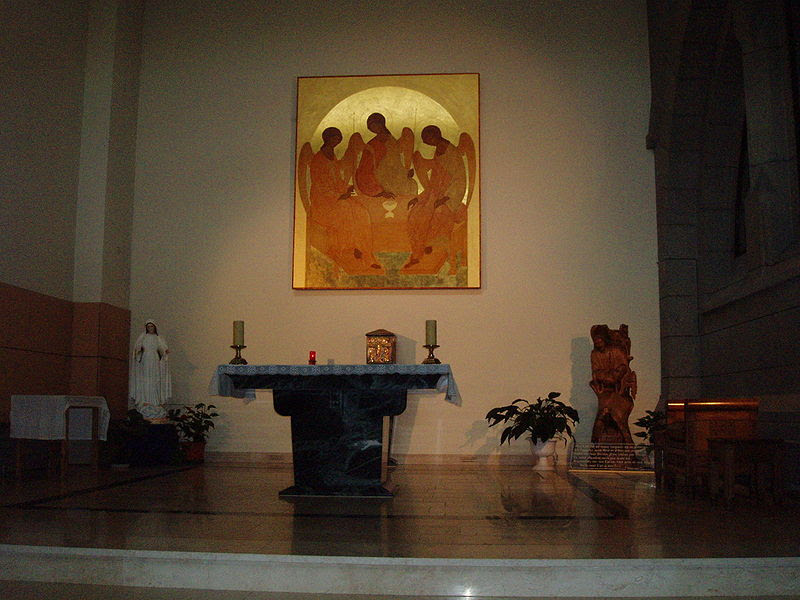 File:Basilique de Lisieux chapelle d'adoration.jpg