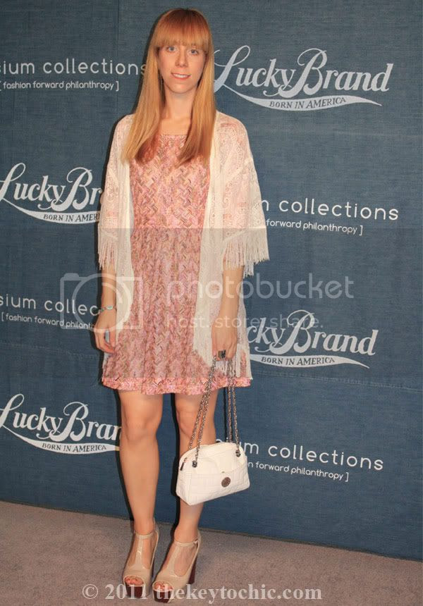 Lucky Brand New Movement in Denim event at Eveleigh