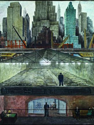 El Hombre En La Encrucijada Diego Rivera Y El Compromiso Del