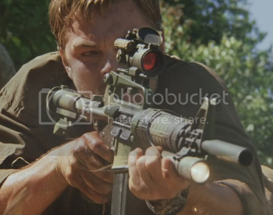 Colt Commando w/Aimpoint