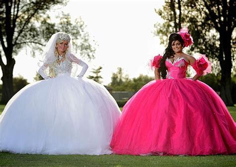 11 Tackiest Dresses from 'My Big Fat Gypsy Wedding