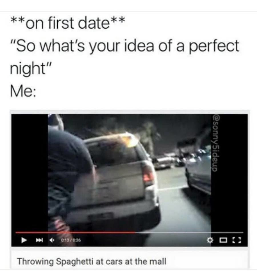 Whats Your Idea Of The Perfect Date Meme By Panzerjäger Memedroid