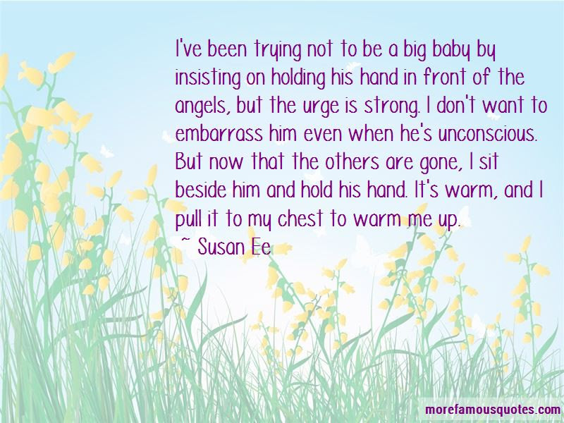 Baby Holding Hand Quotes Top 5 Quotes About Baby Holding Hand From
