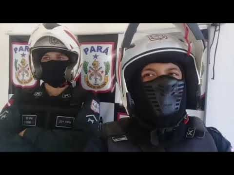 Portel: Policia militar recupera moto e rabeta roubada