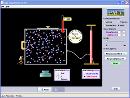 Screenshot of the simulation Gas Properties