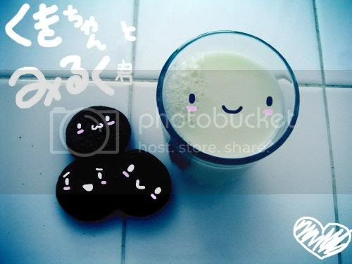 Oreo Cookies and Milk Pictures, Images and Photos