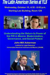 THE MEXICAN 2012 PRESIDENTIAL ELECTION & THE RETURN OF THE PRI
