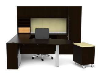 Contemporary Office Furniture on Modern Minimalist Office Desk And Storage Furniture Design  Sintra By