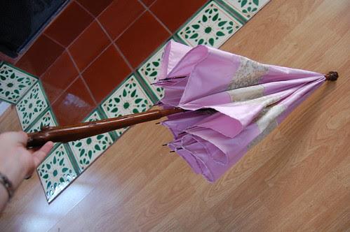 Pink Parasol