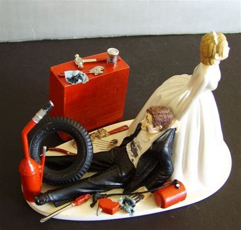 Top 25 ideas about Mechanic Cake on Pinterest   Tool box