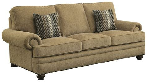 colton wheat sofa  coaster furniture