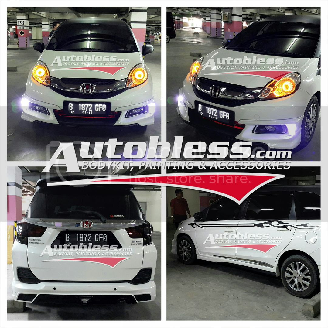 Kumpulan Modifikasi Honda Mobilio Mugen Modifikasimania