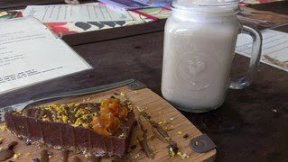 Jaffa Cake and Chai from Sadhana