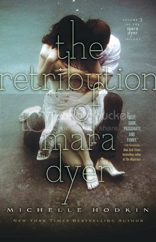 The Book Rest - YA Book Reviews - The Retribution of Mara Dyer by Michelle Hodkin