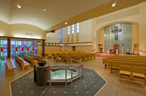 Catholic Church Renovations