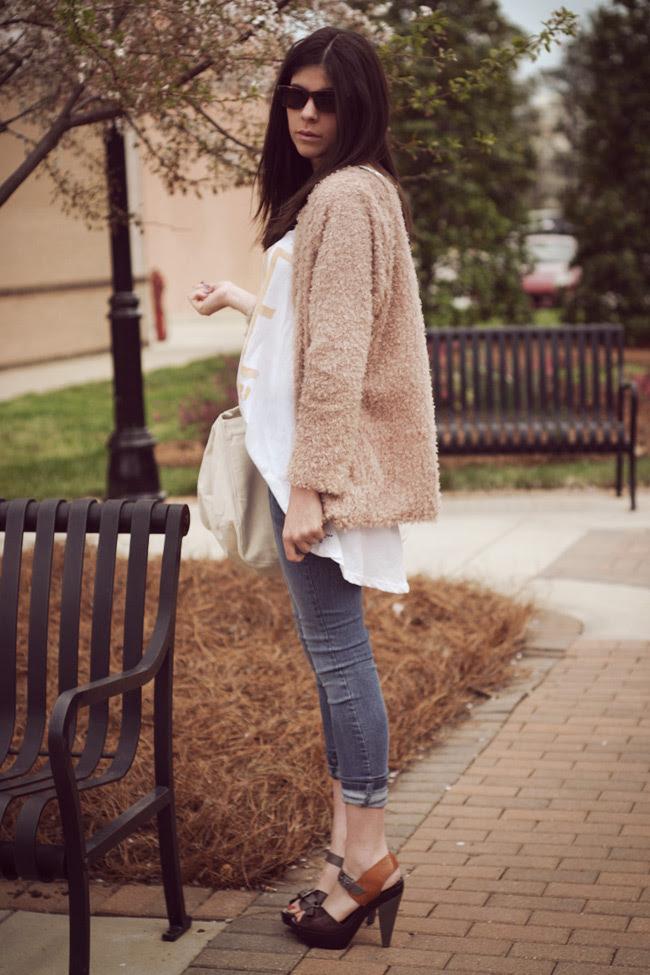 Fashion, Malibu Native, Leyendecker Los Angeles, James Jeans Skinny Jeans, Report sandals