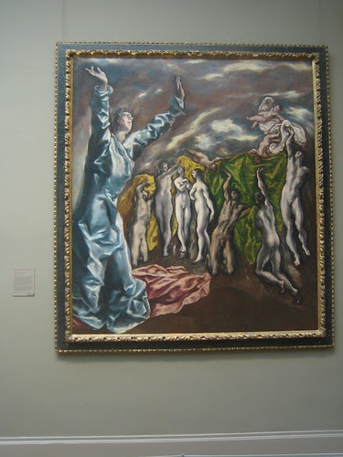 The Vision of Saint John, 1608–14, El Greco (Domenikos Theotokopoulos) _8335