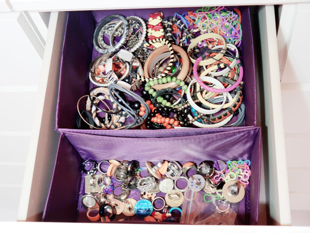 typicalben room cupboard drawer bangles rings bracelet