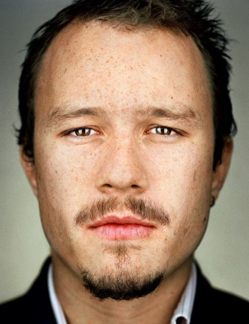 Heath Ledger by Martin Schoeller