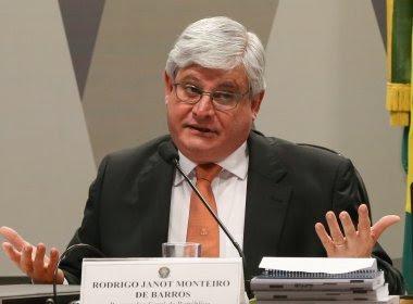 Janot pode pedir prisão de Cunha se ele voltar a frequentar a Câmara